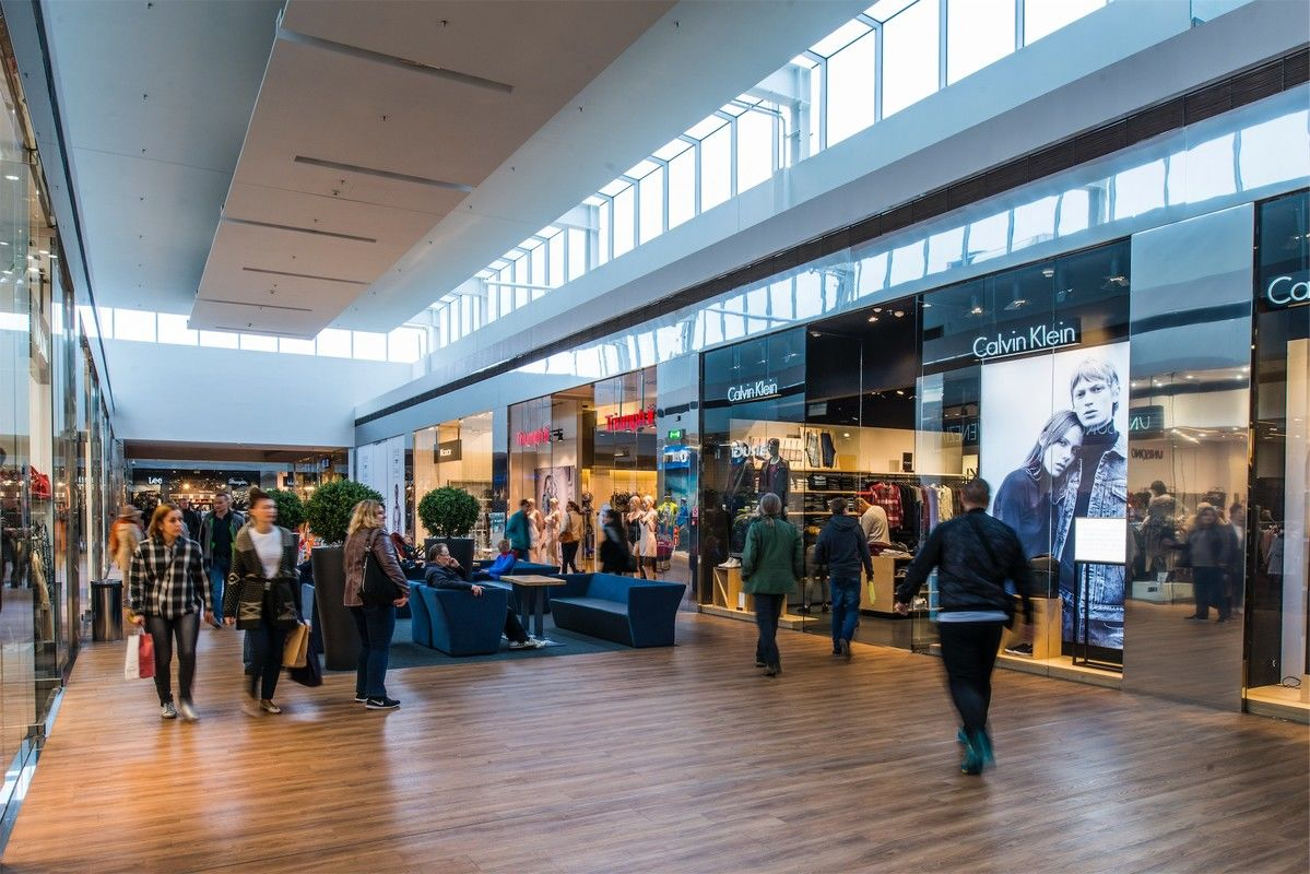 Wroclaw Fashion Outlet Via Outlets