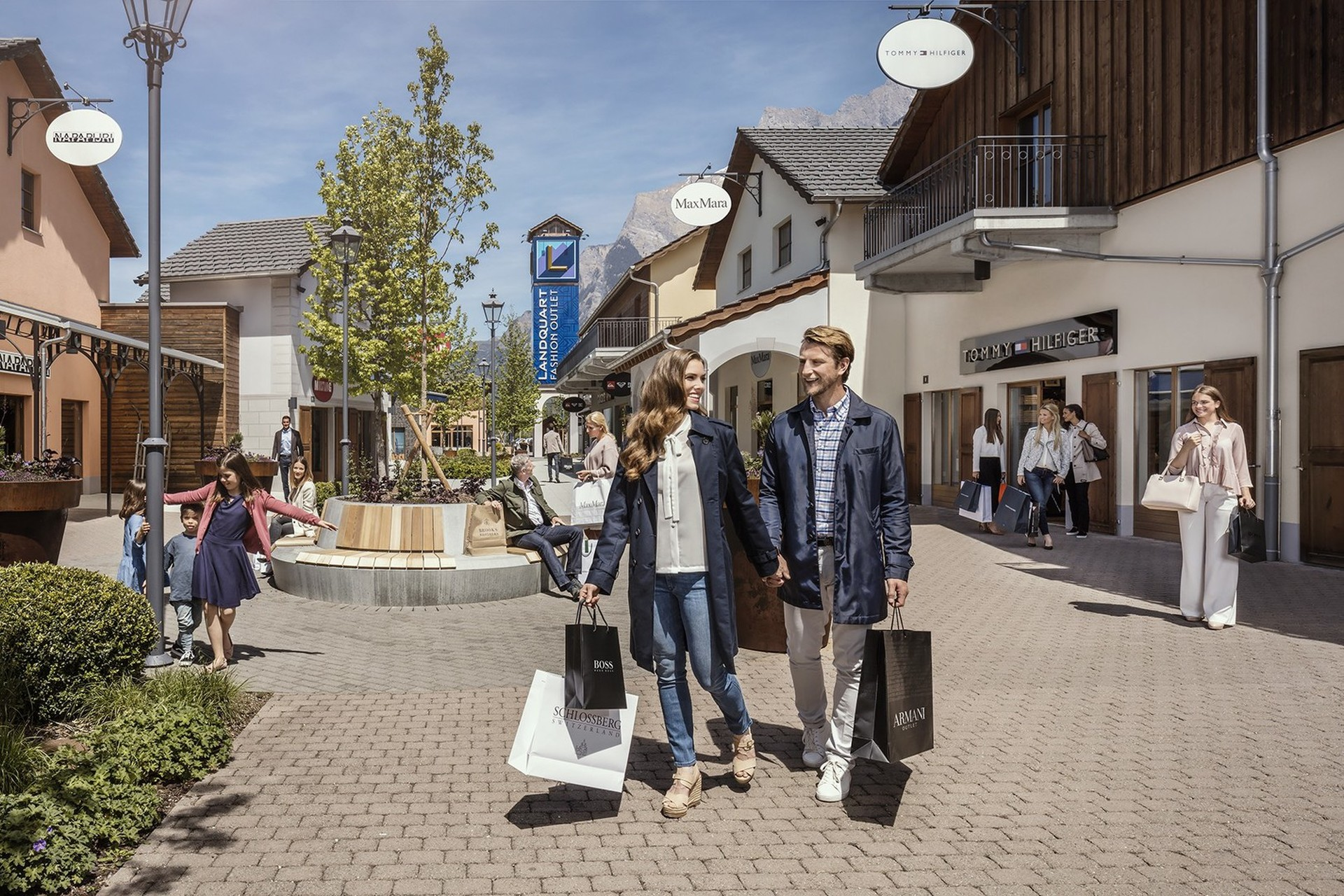 Landquart Fashion Outlet - VIA Outlets