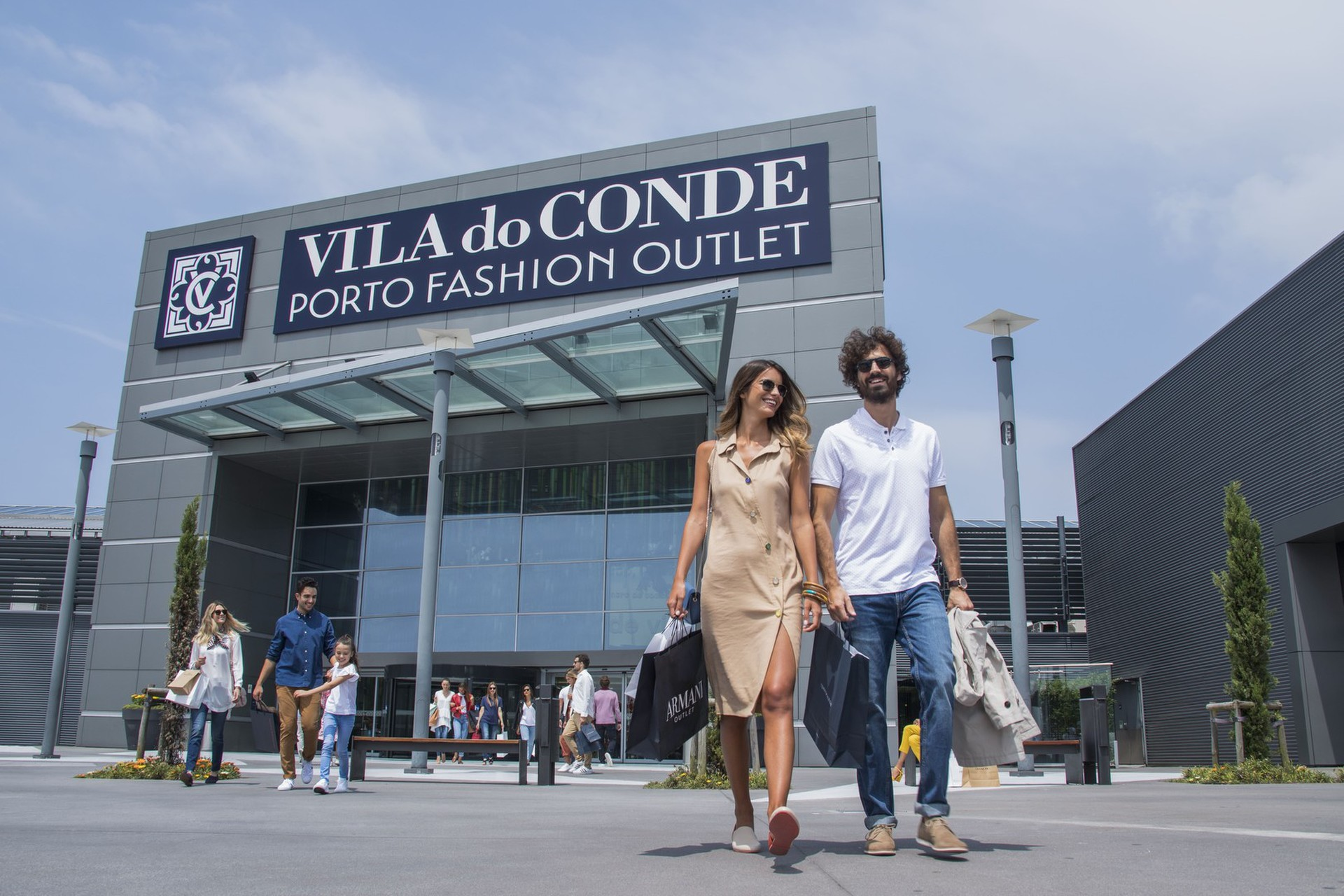 Vila Do Conde Porto Fashion Outlet Via Outlets